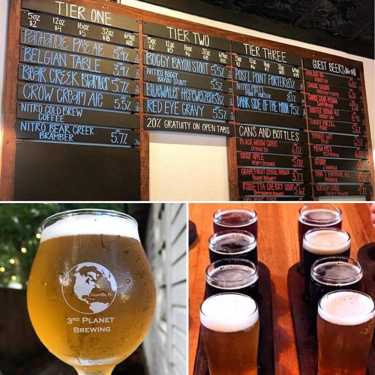3rd planet brewery niceville