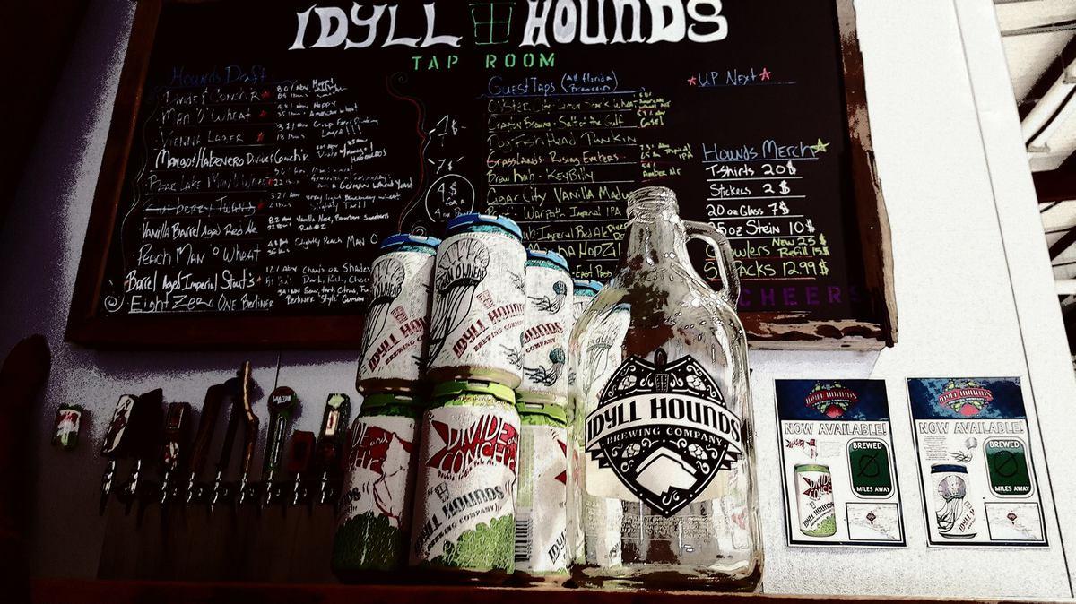Idyll Hounds Brewery