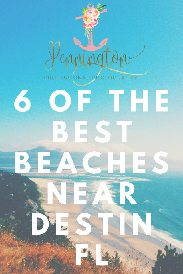 Best Beaches in Destin