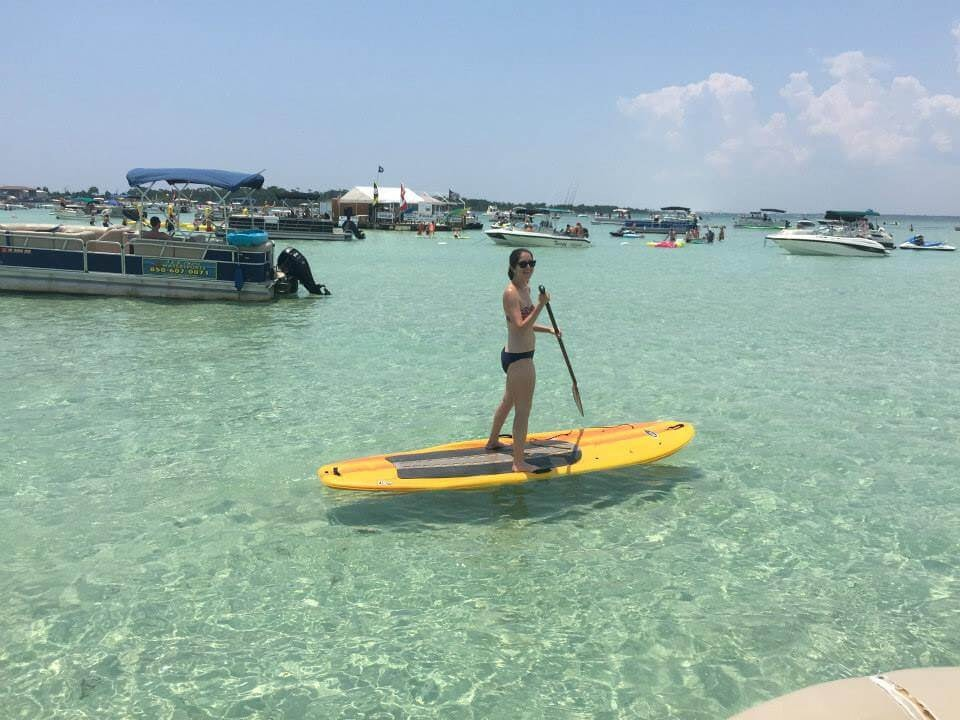 Crab Island Paddleboard
