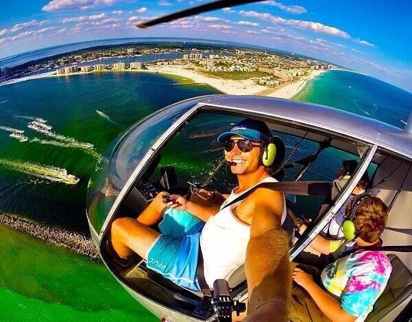Destin Helicopter Rides
