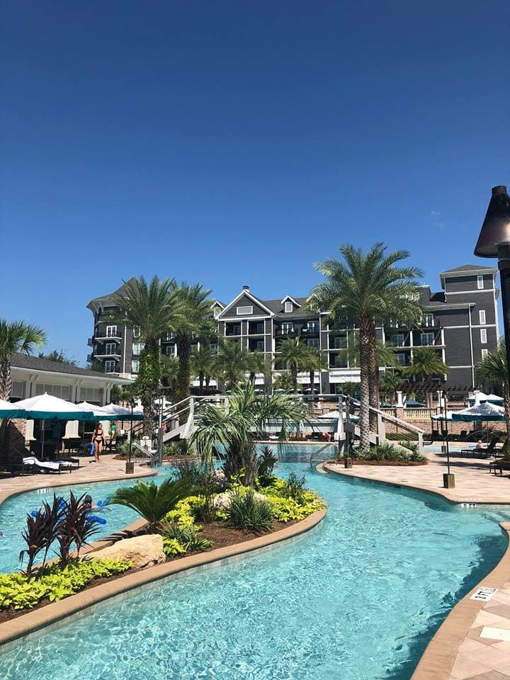 Destin Florida Hotel: 4 Perfectly Lazy Rivers In Destin FL