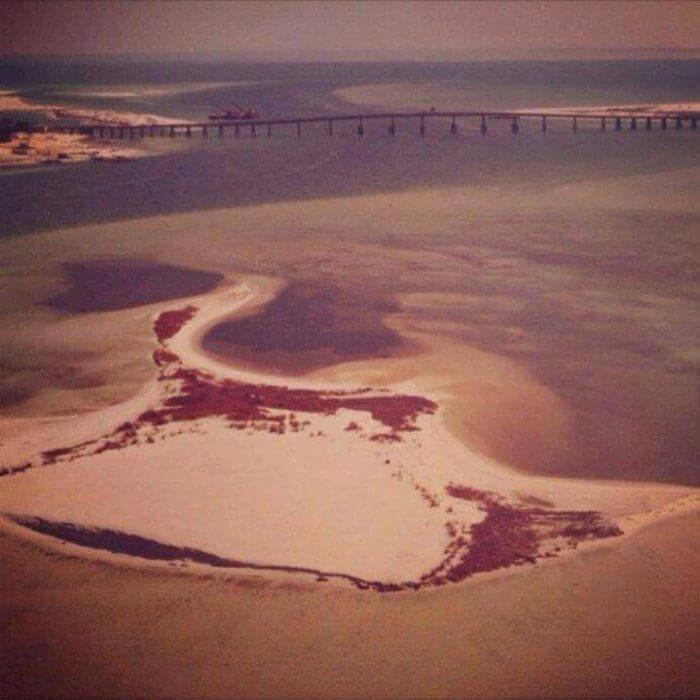 History Of Crab Island