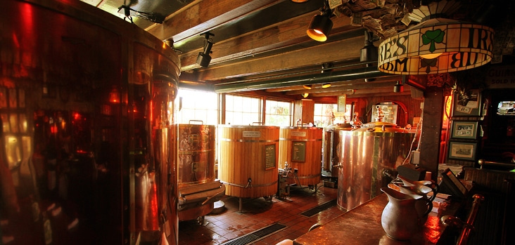 Mcguires Micro Brewery