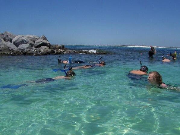 Snorkeling Destin Jetties