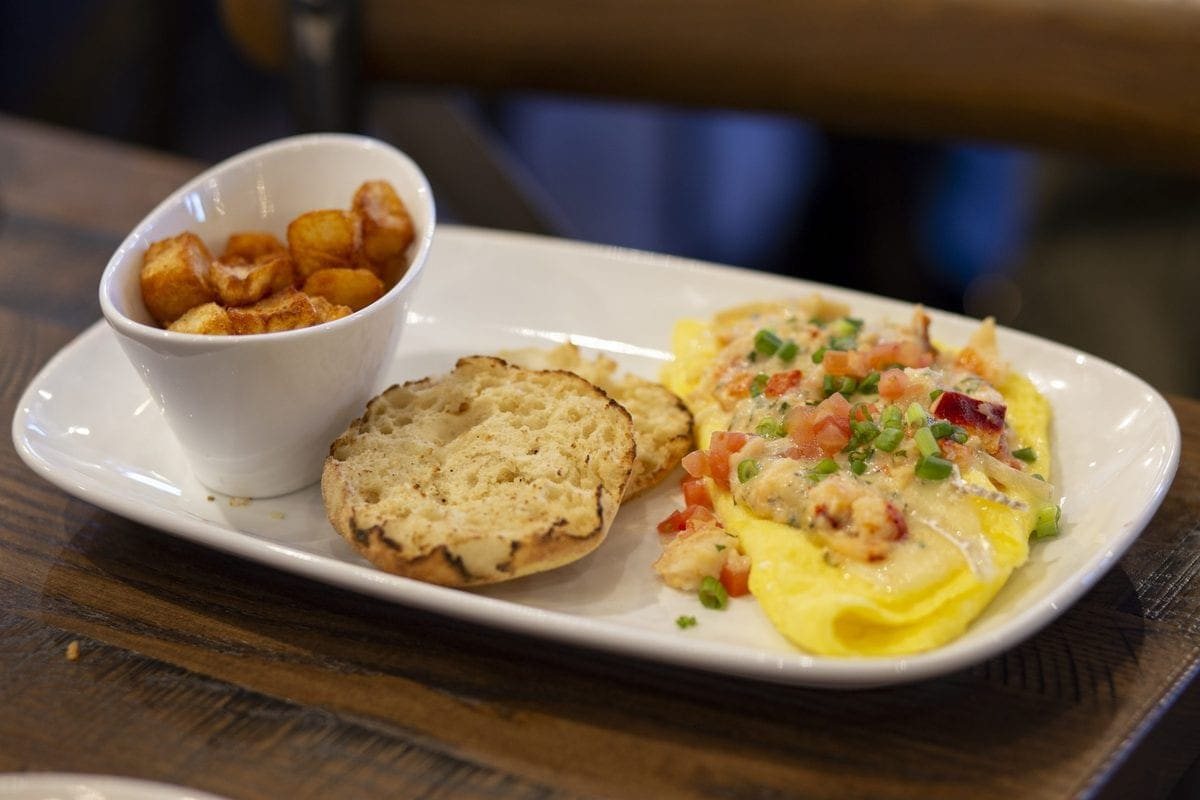 Lobster Brie