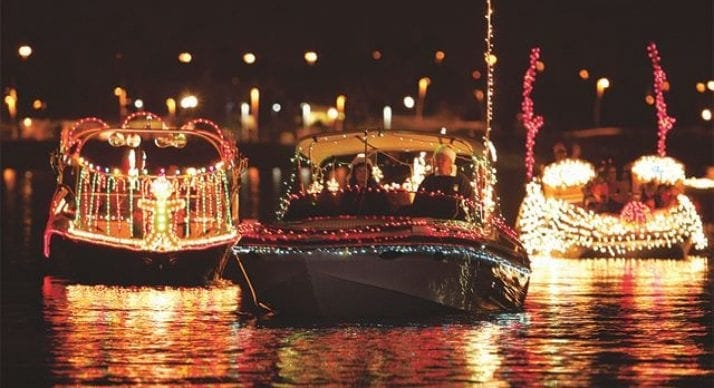 Destin Boat Parade
