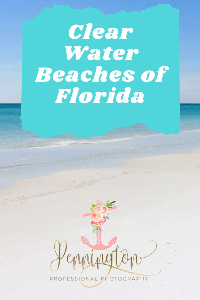 5 Clearest Water Beaches In Florida
