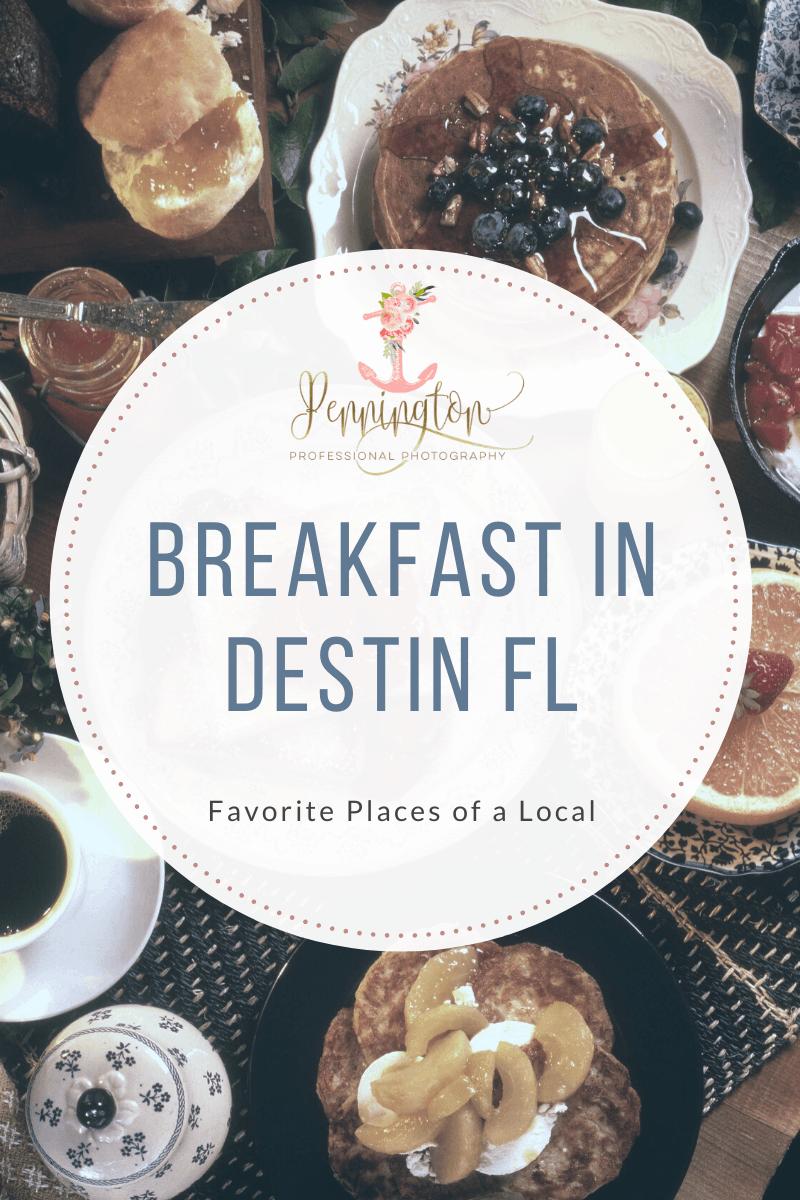 breakfast in destin fl