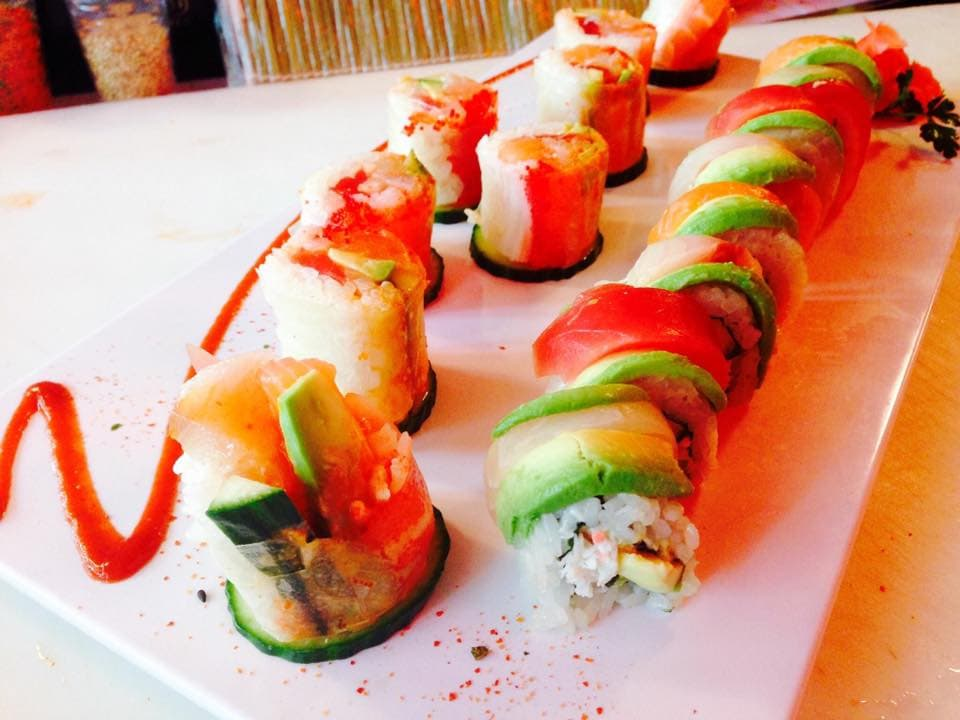 McGuire's Sushi in Destin